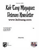 Summer2009 Newsletter Koh Tang Mayaguez Incident by KTMV