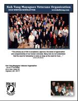 Koh Tang Newsletter Winter 2010